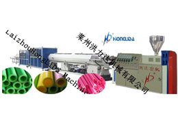 Plastic Covered Pipe Machine